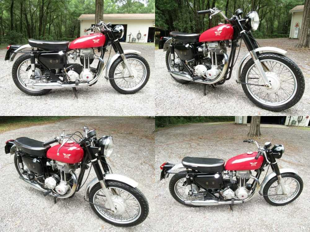 1961 Other Makes Matchless G3 350 for sale