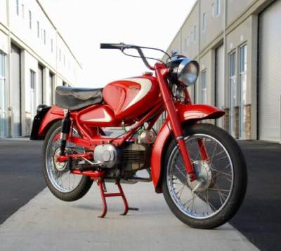 1961 Other Makes Olimpia Red for sale craigslist photo