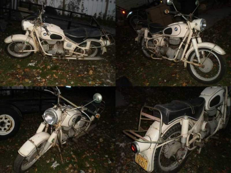 1962 BMW R-Series  for sale craigslist photo