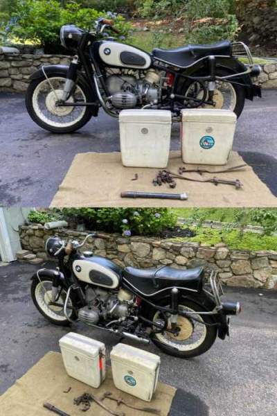 1962 BMW R-Series White for sale