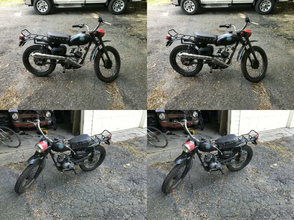 1964 Benelli Hunter Trail 50  for sale craigslist photo