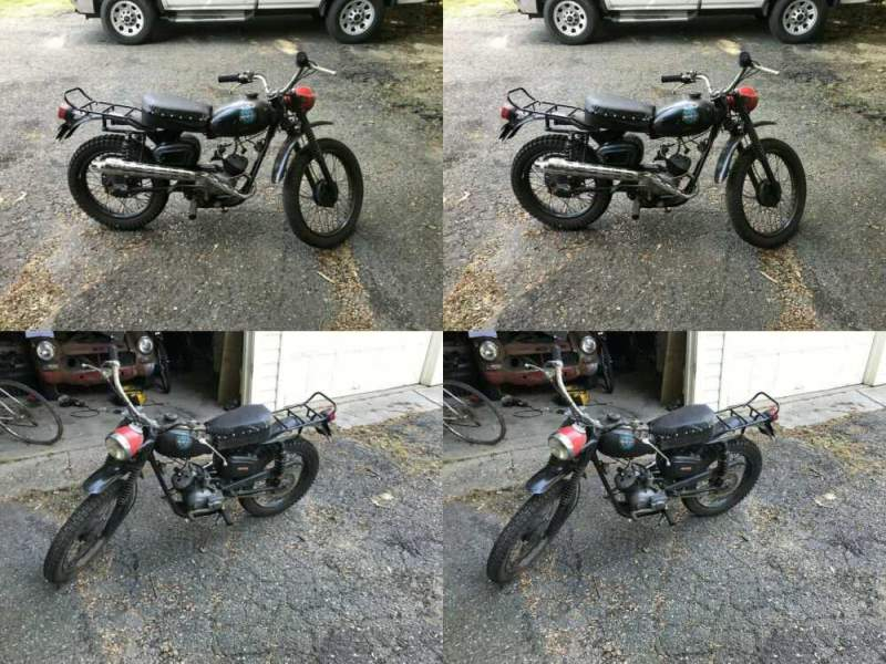 1964 Benelli Hunter Trail 50 for sale craigslist
