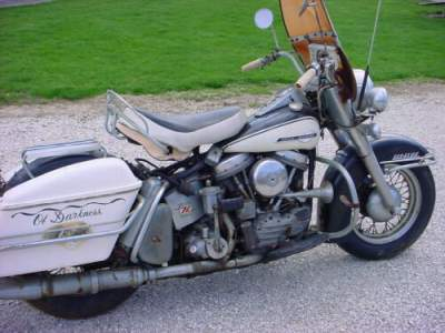 1964 Harley-Davidson Touring Black for sale craigslist