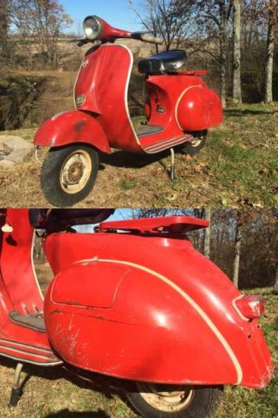 1964 Other Makes 1965 Allstate Red for sale craigslist photo