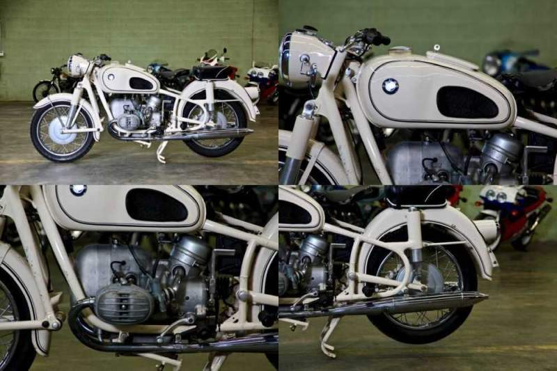 1965 BMW R-Series White for sale craigslist