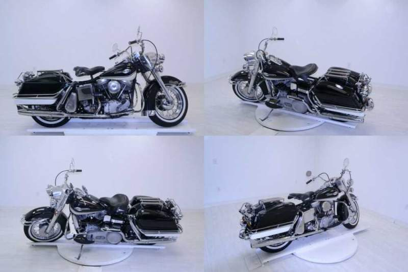 1965 Harley-Davidson panhead for sale craigslist