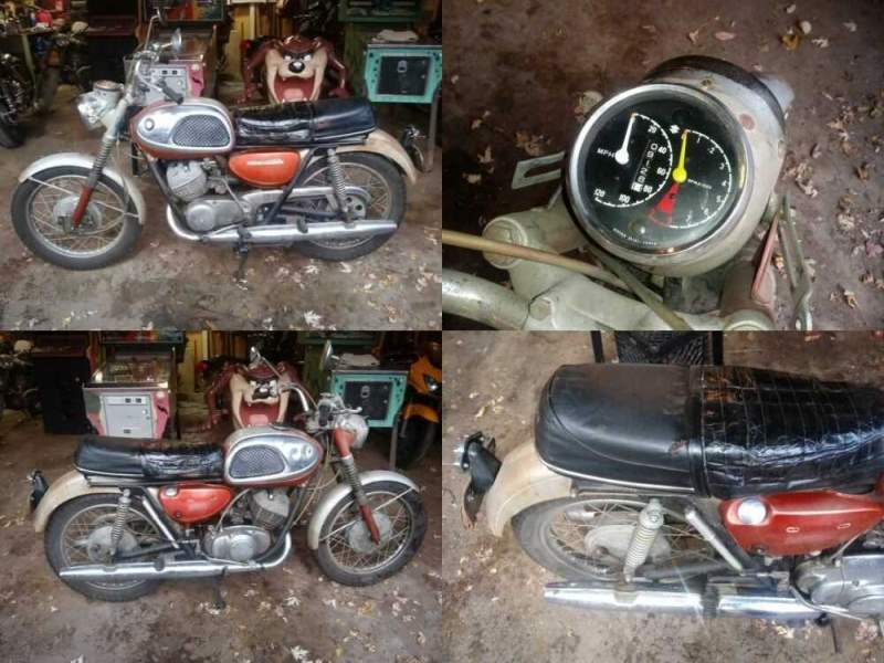 1966 Suzuki Other for sale craigslist