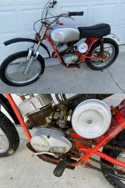 1967 Hodaka Ace 100 - Super Rat  for sale craigslist photo