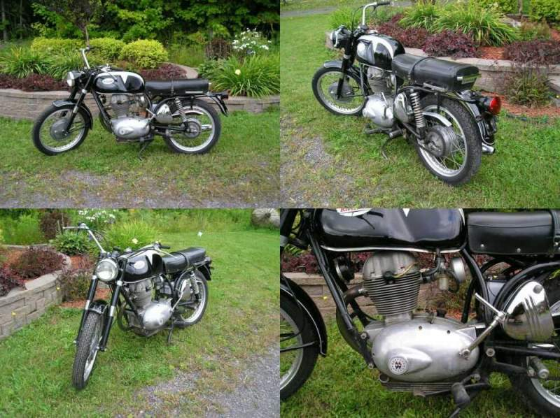 1968 Benelli Wards Riverside 250cc Black for sale craigslist