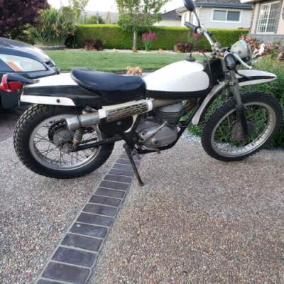 1968 Bultaco El Montadero  for sale craigslist photo