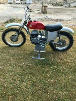 1968 Bultaco Sherpa S Red for sale craigslist photo