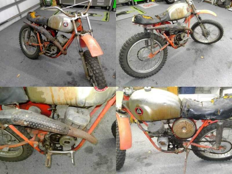 1969 Hodaka super rat  for sale craigslist photo