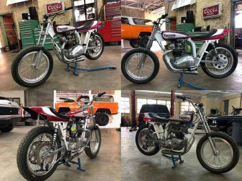 1969 Triumph Other Red for sale craigslist photo