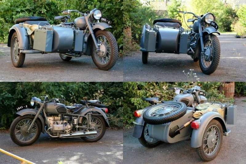1969 Ural 1969 grey for sale