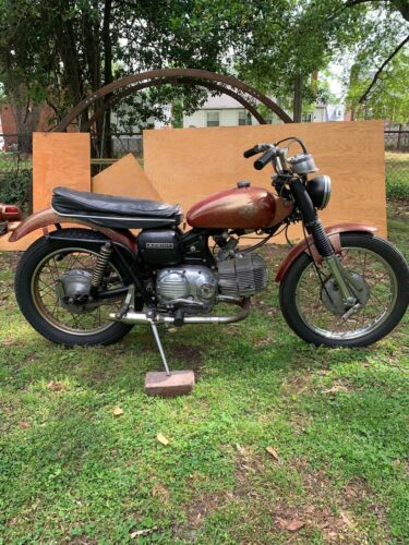 1970 Harley-Davidson 350 sprint ss Burgundy for sale craigslist