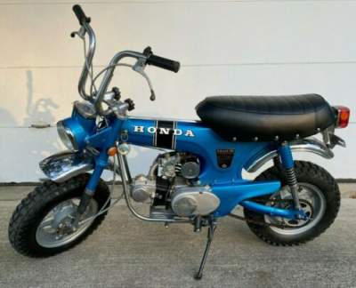 1970 Honda CT CT-70 Trail 70 Blue for sale