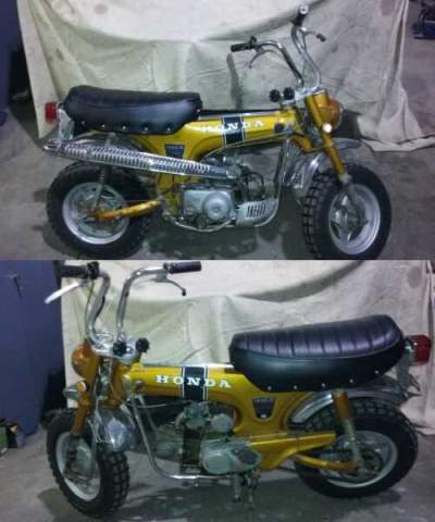 1970 Honda CT Gold for sale