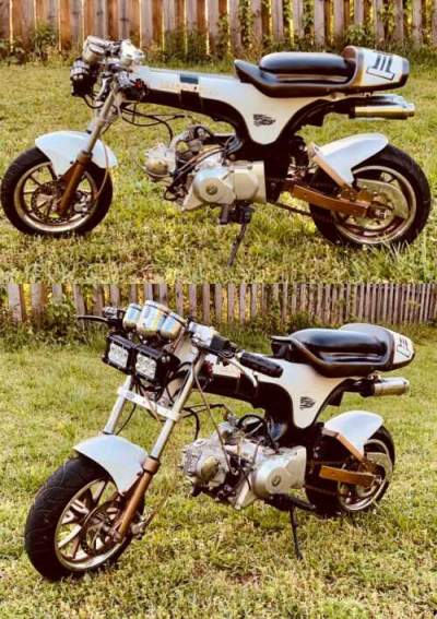 1970 Honda CT White for sale craigslist photo