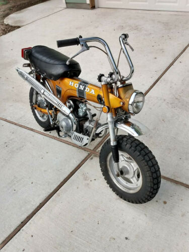 1970 Honda CT70 Gold for sale