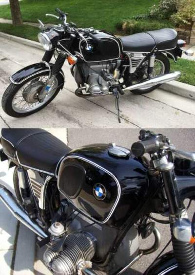 1971 BMW R-Series Black for sale craigslist photo