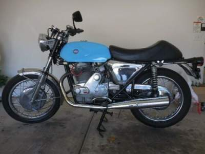1971 Benelli Tornado Blue for sale craigslist photo