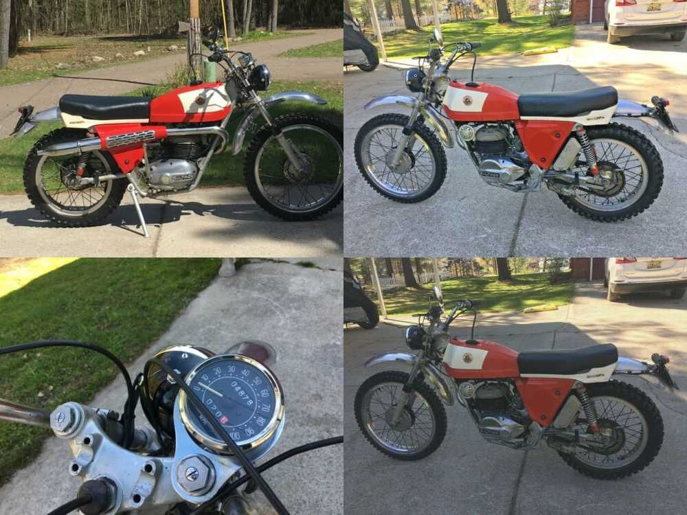 1971 Bultaco El Montadero for sale