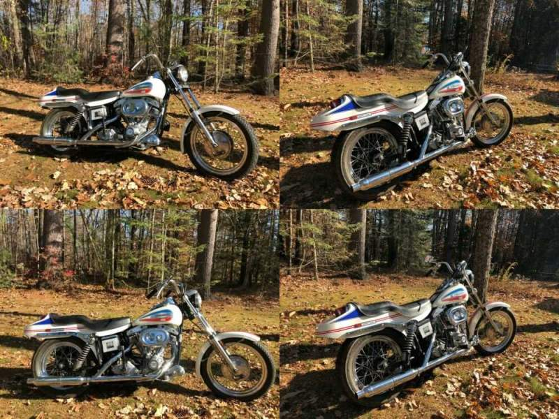 1971 Harley-Davidson Other  for sale craigslist photo