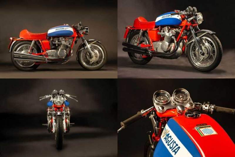 1971 MV Agusta 750 S  for sale craigslist photo