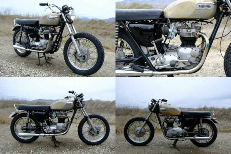 1971 Triumph Bonneville for sale craigslist