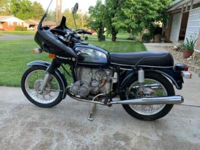 1972 BMW R-Series Red for sale craigslist photo