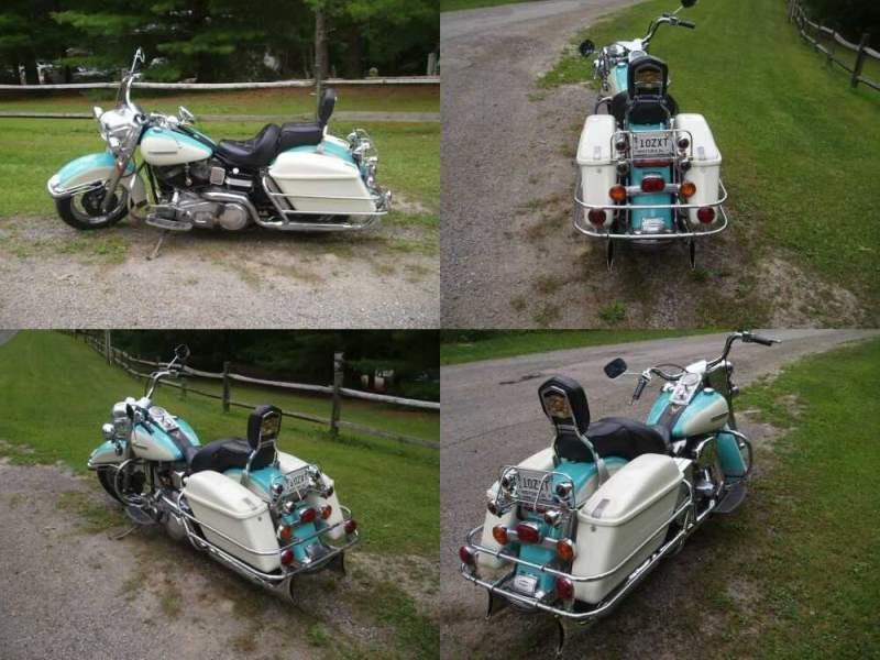 1972 Harley-Davidson Street Blue for sale craigslist