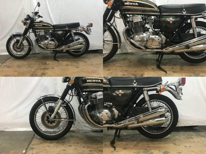 1972 Honda CB  for sale craigslist photo
