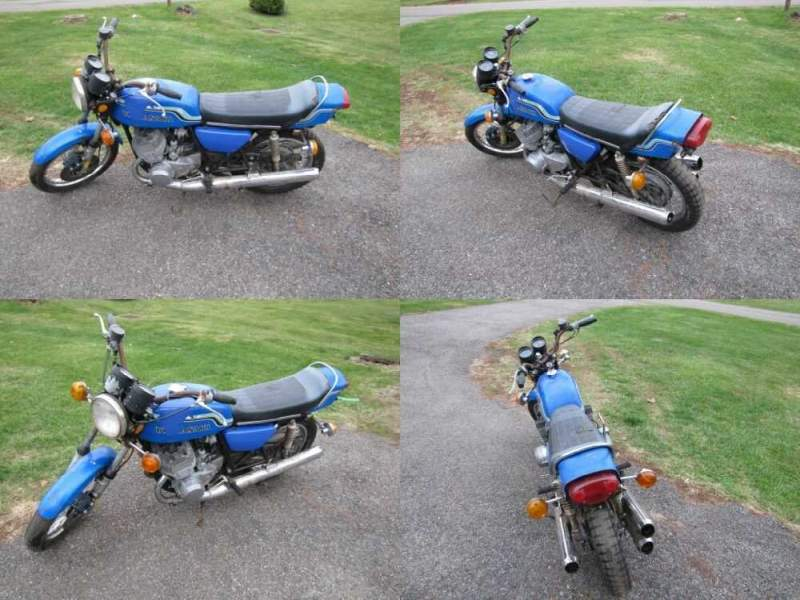 1972 Kawasaki Other  for sale craigslist photo