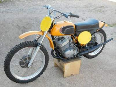 1972 Other Makes CZ 250 Yellow for sale craigslist