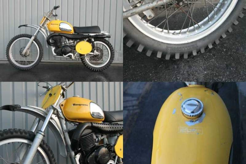 1972 Other Makes Desert Master 450 Lion Yellow for sale craigslist