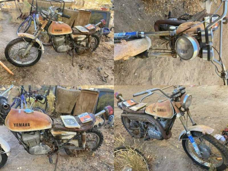 1972 Yamaha Other Gold for sale