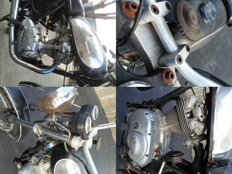 1973 Ducati Other Gray for sale craigslist