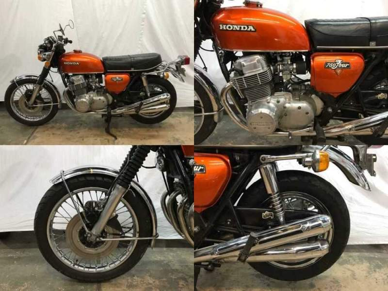 1973 Honda CB  for sale craigslist photo