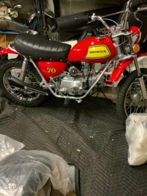 1973 Honda Other  for sale craigslist photo