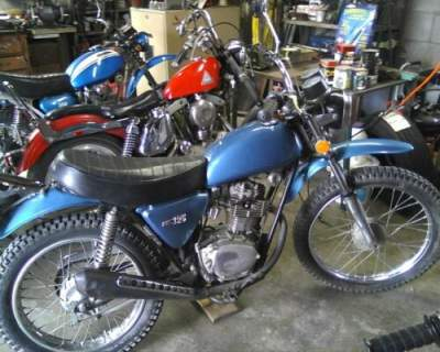 1973 Honda Other Blue for sale craigslist