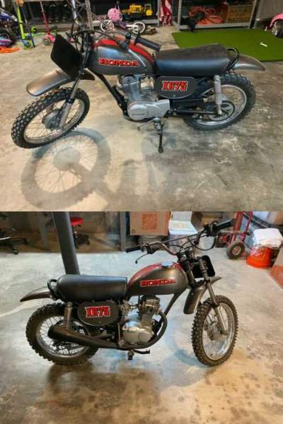 1973 Honda XR  for sale craigslist photo
