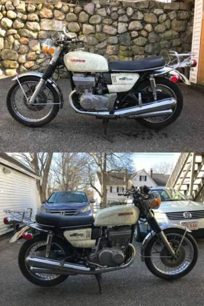 1973 Suzuki Other  for sale craigslist photo