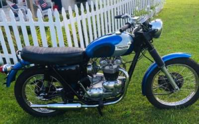 1973 Triumph Tiger Blue for sale craigslist