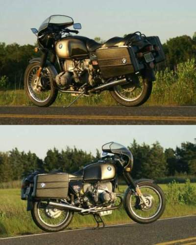 1974 BMW R90S Gray for sale