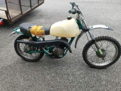 1974 Hodaka Dirt Squirt  for sale craigslist photo