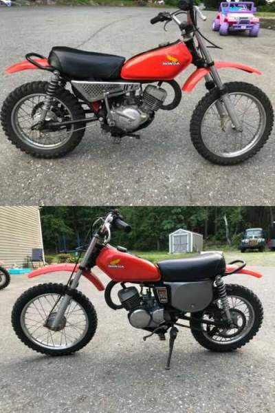 1974 Honda MR50 for sale craigslist