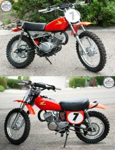 1974 Honda MR50 Red for sale