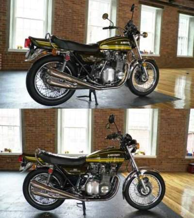 1974 Kawasaki Z1-900  for sale craigslist photo