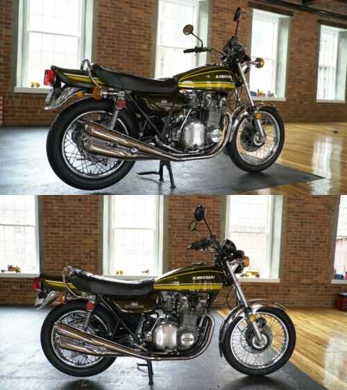 1974 Kawasaki Z1-900 for sale craigslist