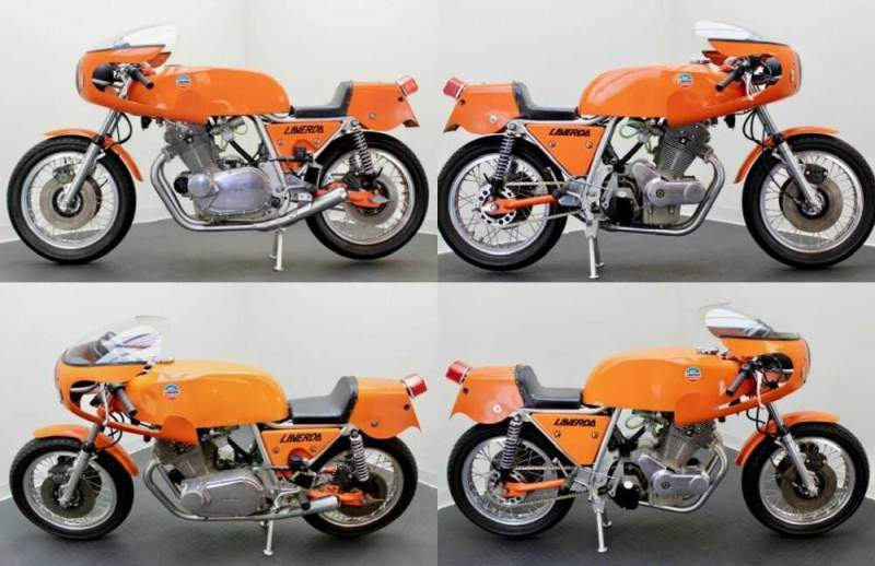 1974 Laverda 750 SFC -- for sale craigslist